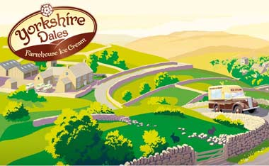 Yorkshire Dales Icecream Farm