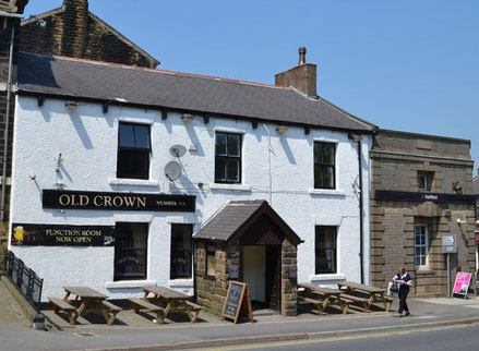 The Old Crown Inn Penistone